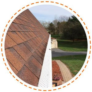 gutter guard installation in Hagerstown, Maryland | Hinkle's